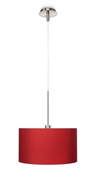 Philips Odet Kırmızı 1X75W 36275/32/16 Sarkıt Avize Renkli